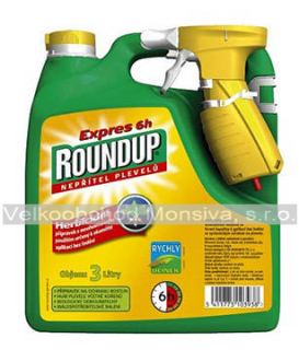 Roundup Expres 6h - 3 l spray