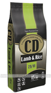 CD Lamb and rice 15 kg