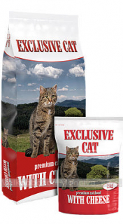 Exclusive Cat Sýr 10 kg