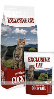 Exclusive Cat Cocktail 10 kg