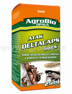 ATAK DeltaCaps - 25 ml