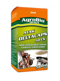 ATAK DeltaCaps - 50 ml