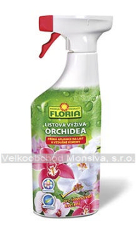 List.výživa Orchidea 500 ml FLORIA
